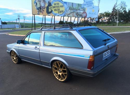 volkswagen parati surf 1995 completa 1.8 turbo forjado
