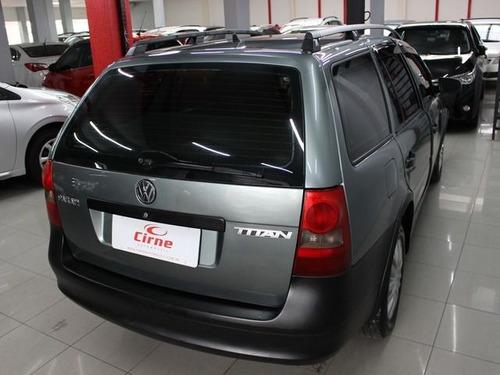 volkswagen parati titan 1.6 mi 8v total flex, itq1201