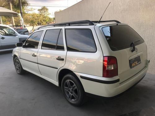 volkswagen parati turbo 1.0 16v 2000