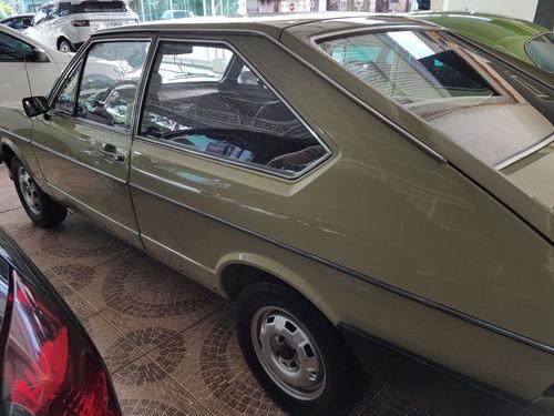 volkswagen passat 1.6 ls 8v gasolina 2p manual 1980 verde
