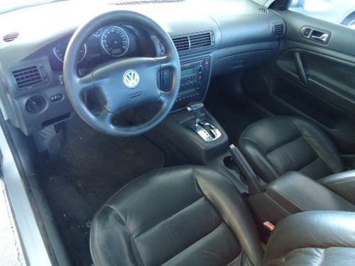 volkswagen passat 1.8 20v 4p turbo automático