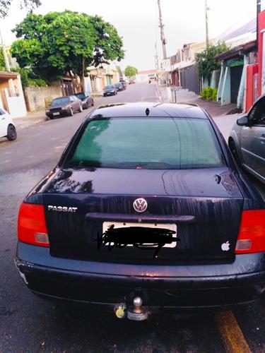 volkswagen passat 1.8 turbo 4p 2000