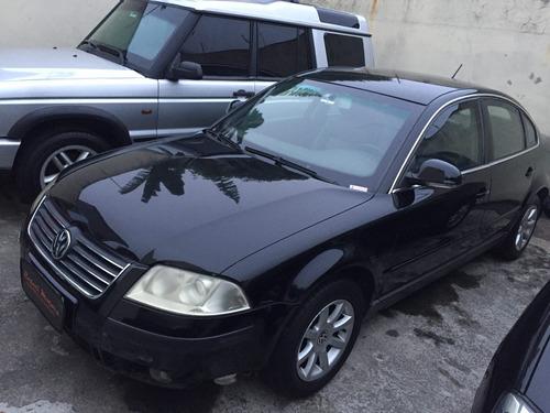 volkswagen passat 1.8 turbo blindado 2004 r$ 11.899,99