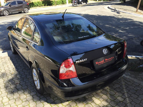 volkswagen passat 1.8 turbo blindado 2004 r$ 12.499,99