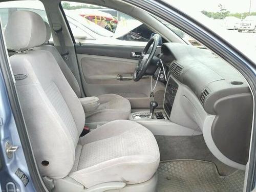 volkswagen passat 1997-2001: cinturon de seguridad