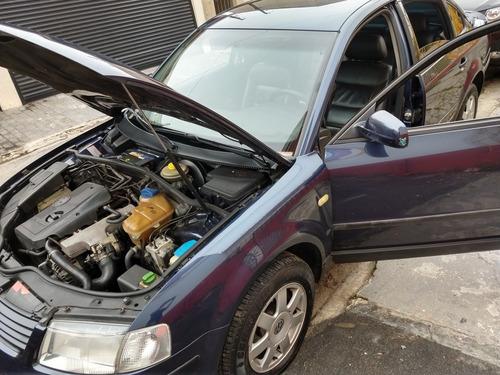 volkswagen passat 1999 1.8 turbo 4p
