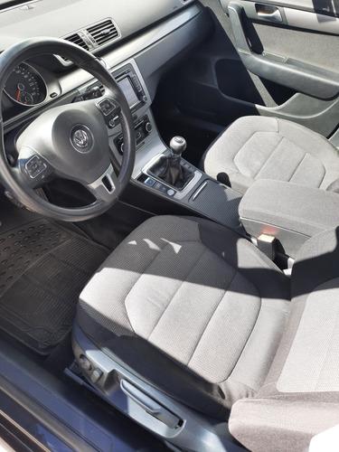 volkswagen passat 2.0 advance tsi 211cv 2012