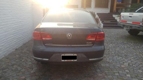 volkswagen passat 2.0 advance tsi 211cv 2013