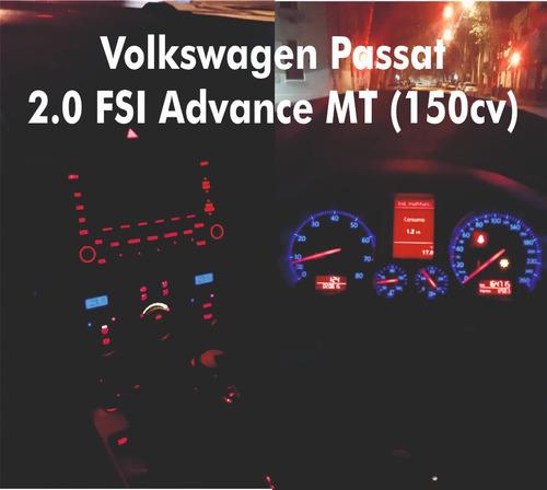 volkswagen passat 2.0 fsi advance