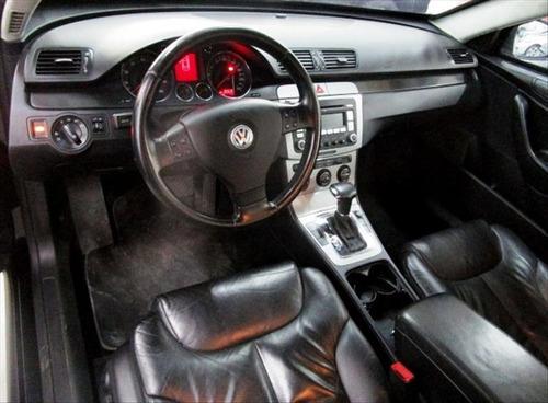 volkswagen passat 2.0 fsi comfortline 16v turbo