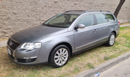 volkswagen passat 2.0 fsi exclusive manual 2007