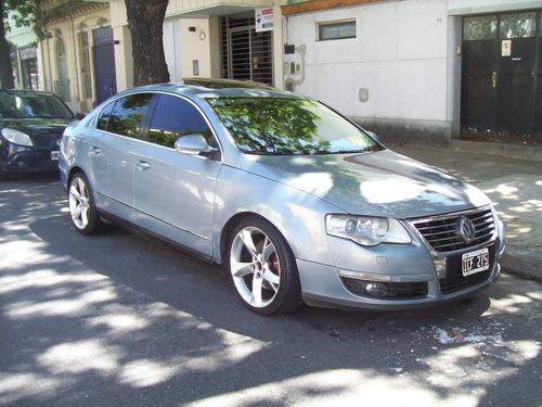 volkswagen passat 2.0 fsi exclusive tiptronic 2009