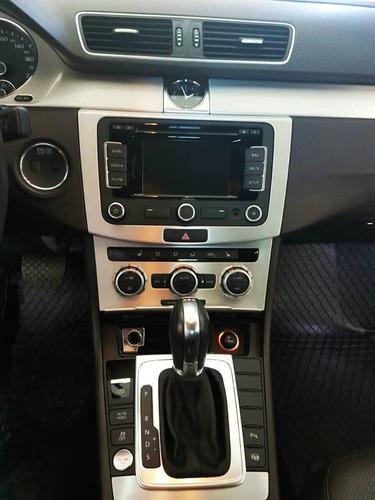 volkswagen passat 2.0 fsi/tsi 211cv tiptronic 4p