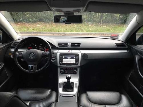 volkswagen passat 2.0 i exclusive 2010
