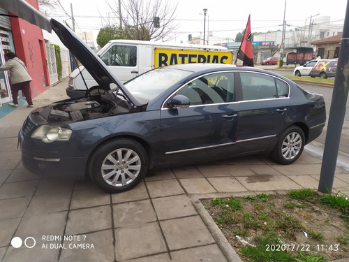 volkswagen passat 2.0 i luxury wood 4motion 2007