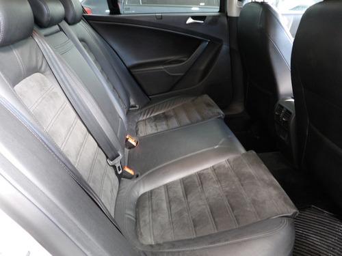 volkswagen passat 2.0 luxury tsi 211cv dsg 2011 blindado