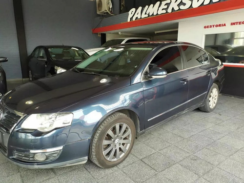 volkswagen passat 2.0 tdi exclusive at 2007