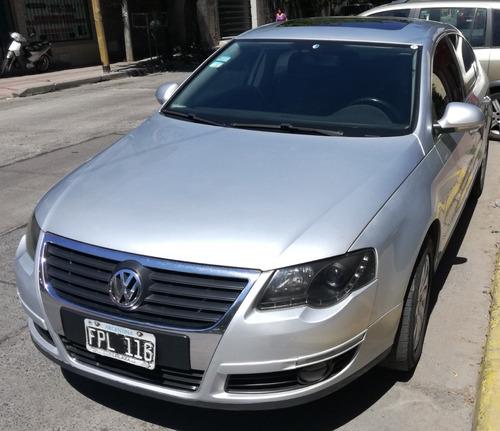 volkswagen passat 2.0 tdi luxury dsg 2006