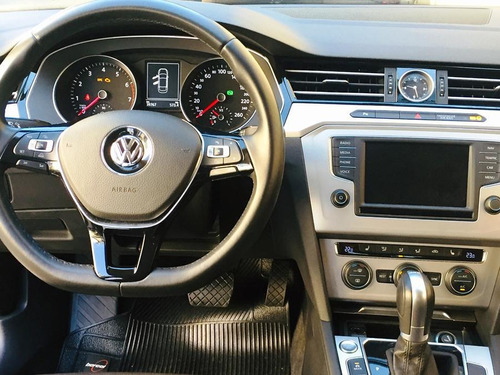 volkswagen passat 2.0  tsi 2016