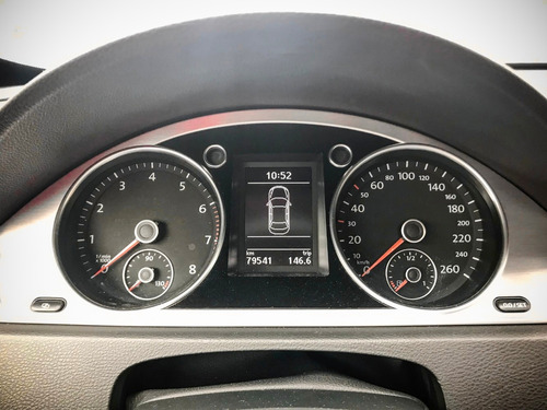 volkswagen passat 2.0 tsi - blindado - 2012