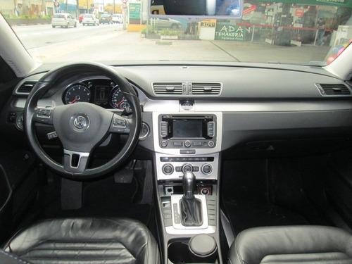 volkswagen passat  2.0 tsi dsg 2013 gasolina automático