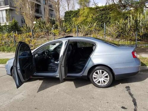 volkswagen passat 2.0 tsi exclusive tiptronic 2008