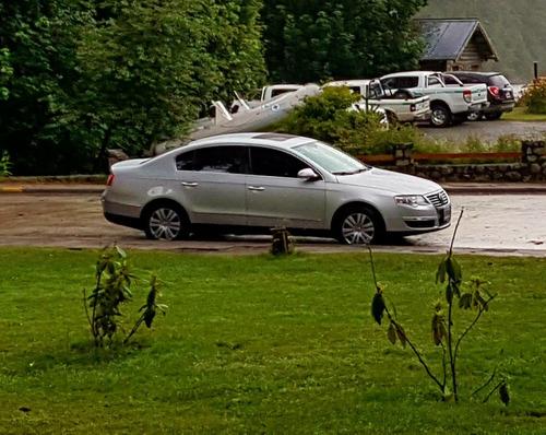 volkswagen passat 2.0 tsi luxury wood tiptronic 2008