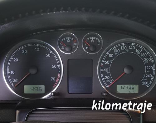 volkswagen passat 2002 v6 4motion, blindaje agencia alemania