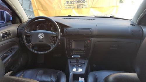 volkswagen passat 2004 1.8 turbo 4p automática