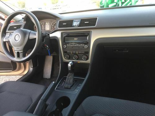 volkswagen passat 2.5 comfortline at 2015