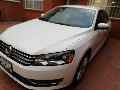 volkswagen passat 2.5 confortline at 2013