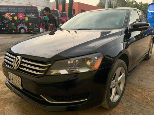 volkswagen passat 2.5 highline l5 at 2014