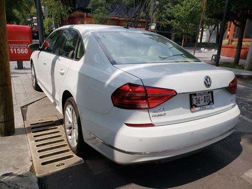 volkswagen passat 3.6 dsg v6 at 2016
