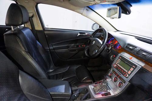 volkswagen passat 3.6 v6 blindado 2007
