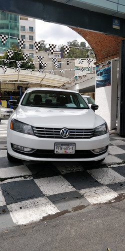 volkswagen passat 3.6 vr6 at 2013