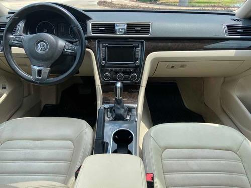 volkswagen passat 3.6 vr6 at 280 hp 2014
