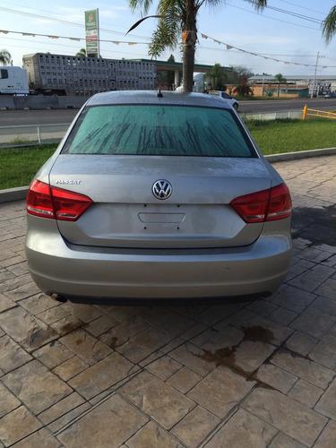 volkswagen passat 4p sedan comfortline tiptronic r17 2013