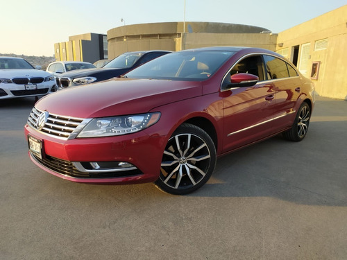 volkswagen passat cc 2.0t  at