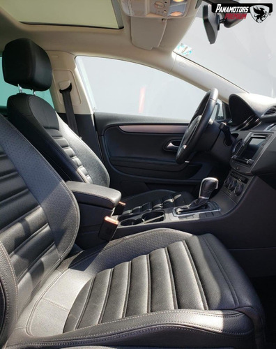 volkswagen passat cc 2.0t dsg qcp ra-17 2017 plata