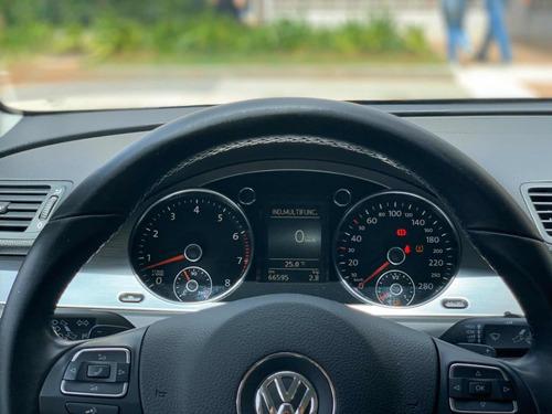 volkswagen passat cc 3.6 v6 blindado nível 3a