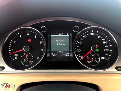 volkswagen passat cc 3.6 v6 fsi - 2014