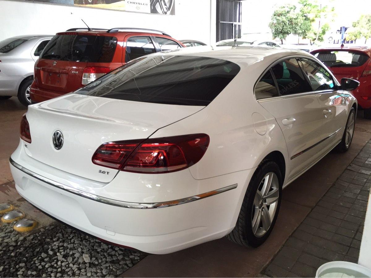 Volkswagen Passat Cc Turbo 2.0lts 2014 - $ 350,000 en