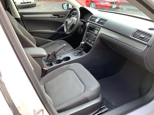 volkswagen passat comfortline 2012 credito