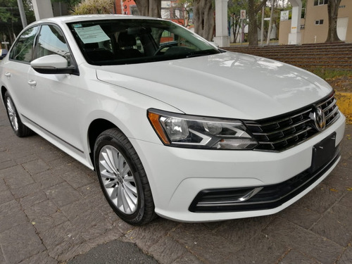 volkswagen passat conforline 2017 fact/agen at 4cil triptoni