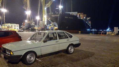 volkswagen passat diesel 1.6 4 puertas