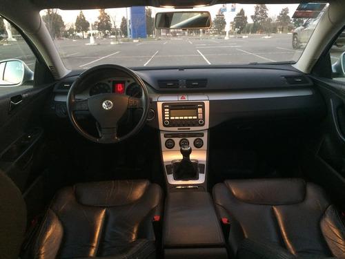 volkswagen passat fsi 2.0 2008