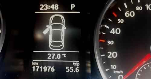 volkswagen passat luxury fsi 2.0 nafta 2010