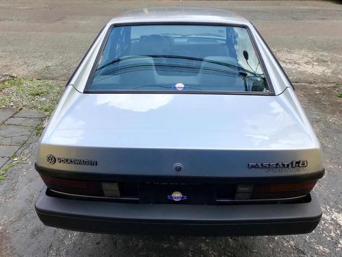 volkswagen passat pointer 1987 placa preta com ar
