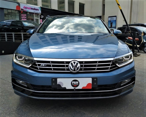volkswagen passat r-line 2.0 tsi dsg bluemotion technology