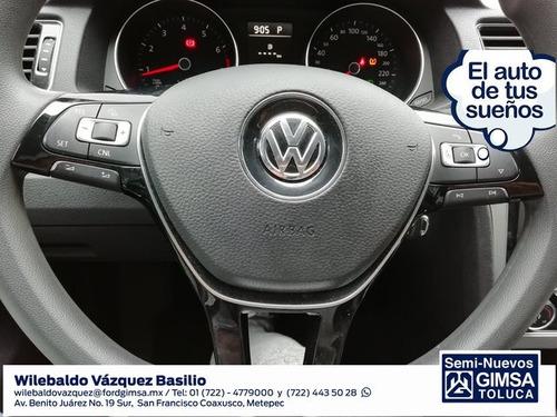 volkswagen passat tiptronic comfortline  2017 seminuevos